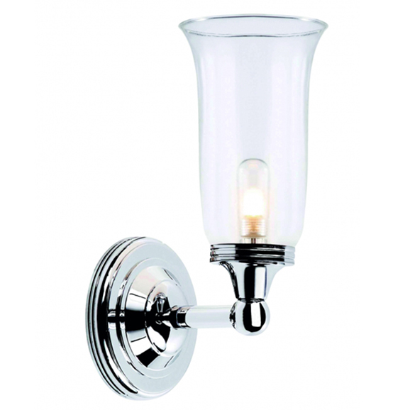 Austen Wall Light Chrome