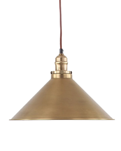 Provence Brass Pendant Lighting AMOS Lighting
