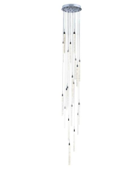 Popular Cascade Pendant | 20 lights - made from crystal, glass & metal XB79