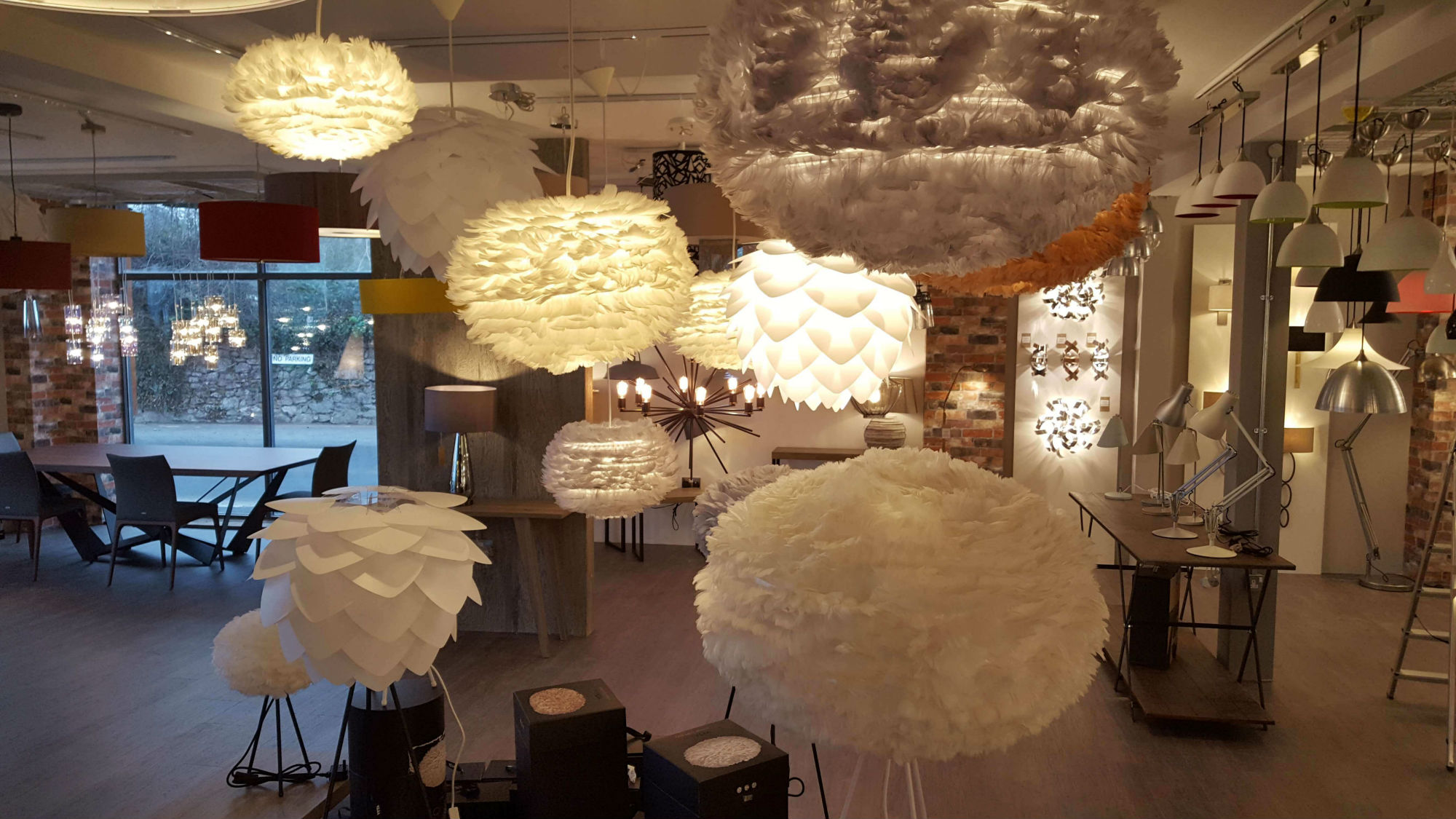 Feather February is here! Enjoy 15% off Vita Copenhagen Lighting