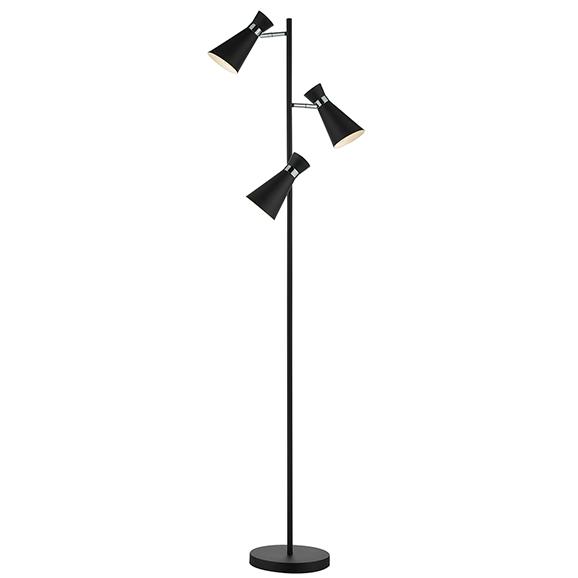 Spider Three Light Floor Lamp