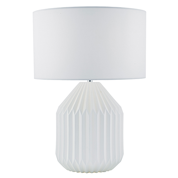 Fan Table Lamp