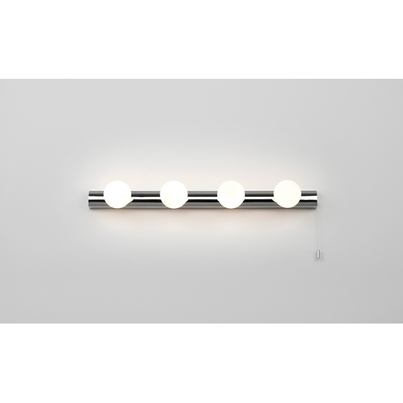 3HAR0499 - Astro Cabaret Four Lamp Bathroom Wall Light