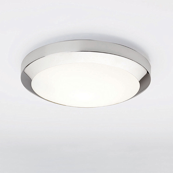 3HAR0564 - Astro Dakota 300 Polished Chrome Bathroom Wall Light