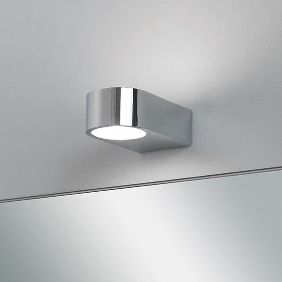 3HAR0600 - Astro Epsilon Polished Chrome Bathroom Wall Light