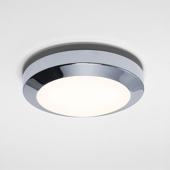 3HAR0843 - Astro Dakota 180 Polished Chrome Bathroom Wall Light