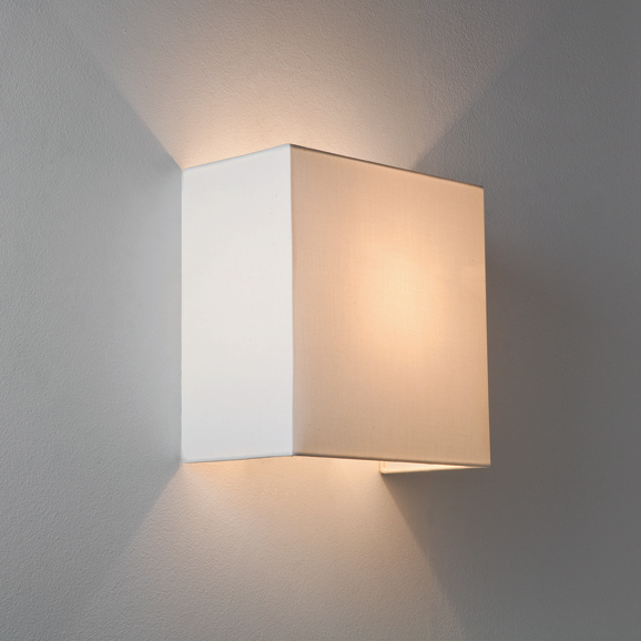 Astro chuo 250 white wall light
