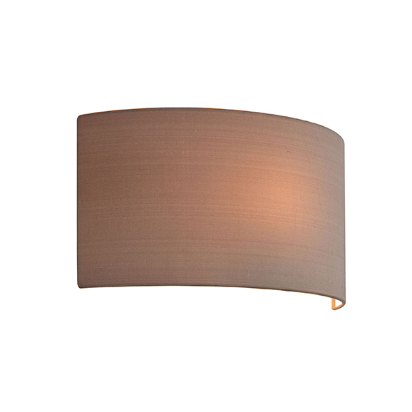 3HAR4137 - Astro Oyster Semi Drum 320 Lampshade