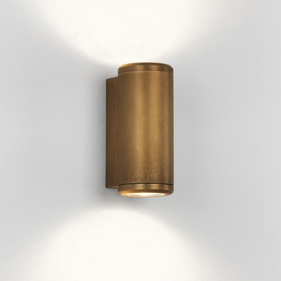 3HAR7809 - Jura Twin Antique Brass