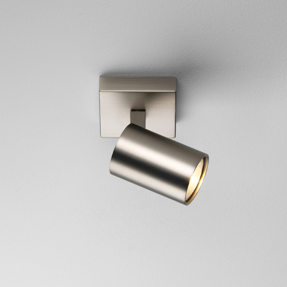 3HAR7955 - Ascoli Single Matt Nickel