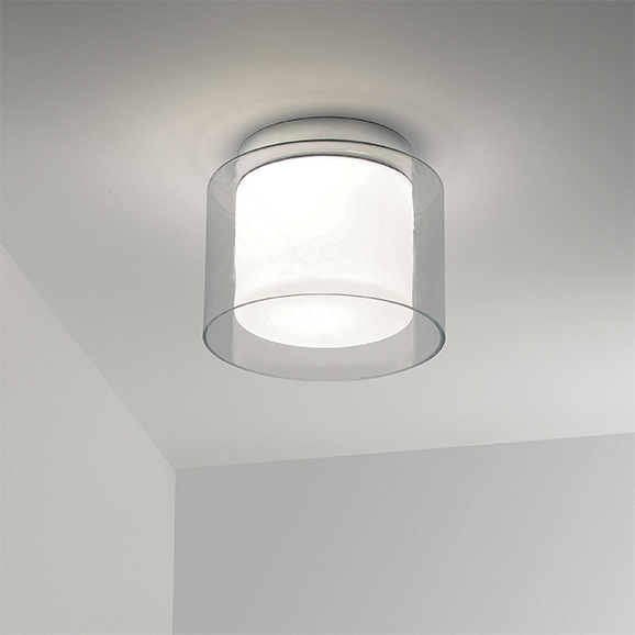 3HAR0963 - Astro Arezzo Ceiling Polished Chrome Bathroom Light