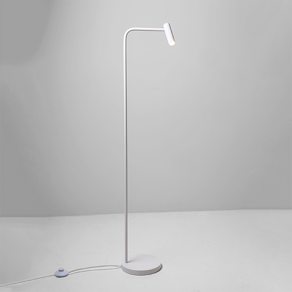 Table and floor lamps designer table lamps floor lamps for the home 3har4569 astro enna white floor lamp aloadofball Choice Image