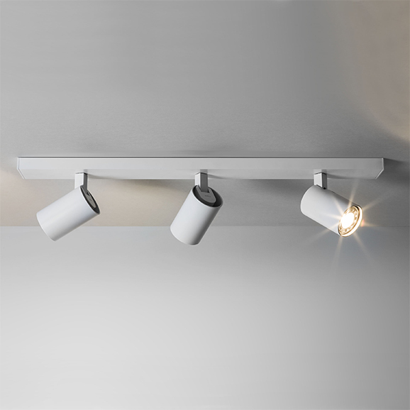 3HAR6144 - Astro Ascoli Triple Bar White Spotlight