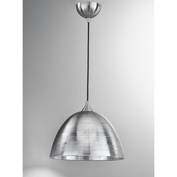 3milfl22901928 franklite vetross 350 1 light silver glass circular texture effect pendant