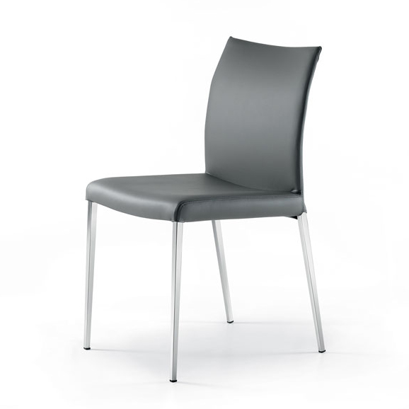 3CATANNAHDININGCHAIR-FRONT - Anna H Dining Chair from Cattelan Italia