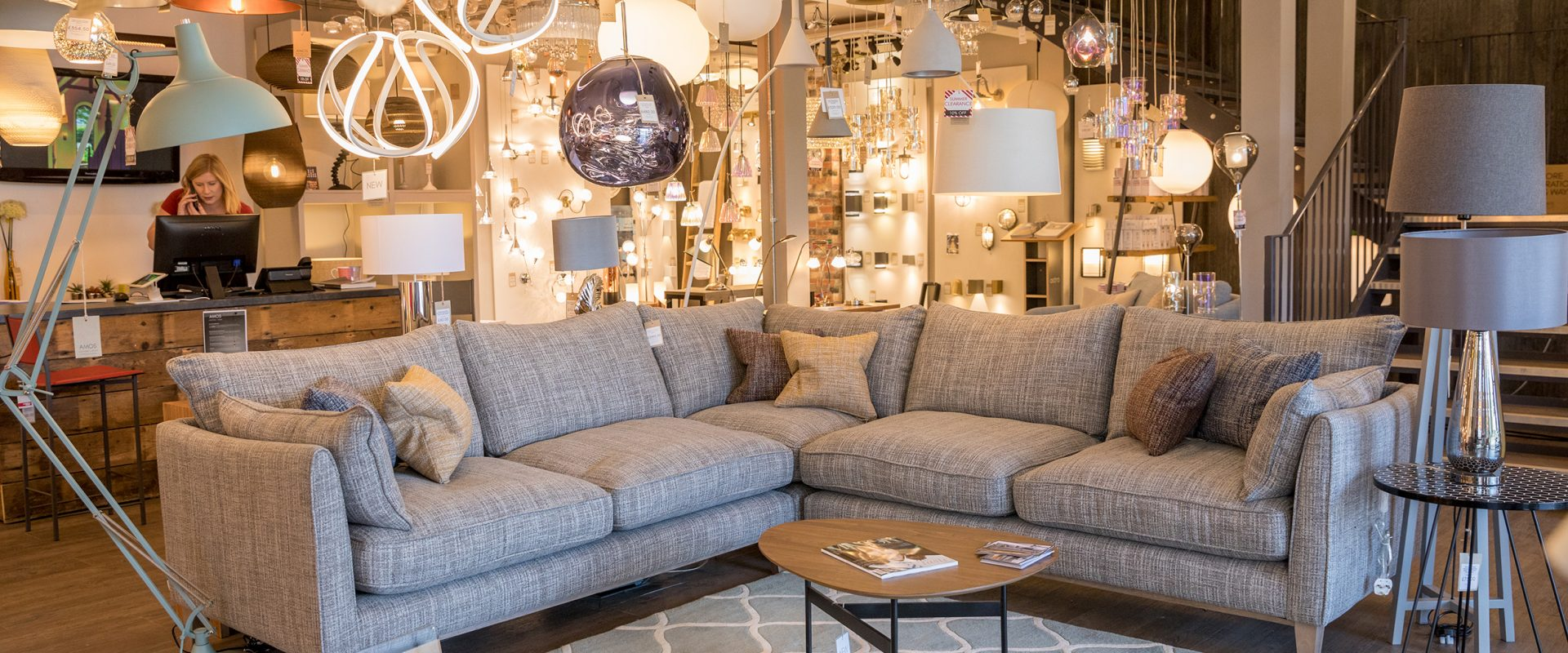 Amos Lighting + Home Topsham Store