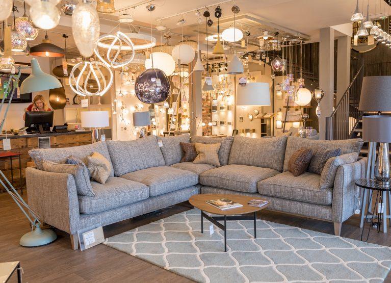 Amos Lighting + Home Topsham Store