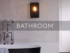Amos Lighting + Home: Bathroom Inspiration