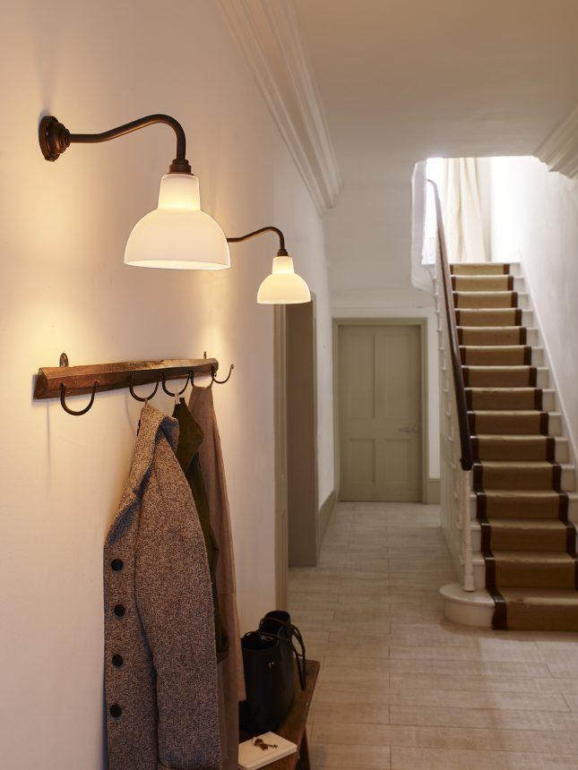 Amos Lighting Hallway Stairs Lighting Inspiration: Original BTC York Wall Light 8165