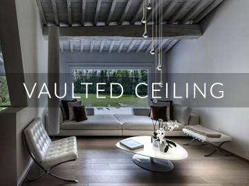 Amos Lighting + Home: Vaulted Ceiling Inspiration