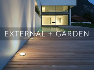 Amos Lighting + Home: External & Garden Lighting Inspiration