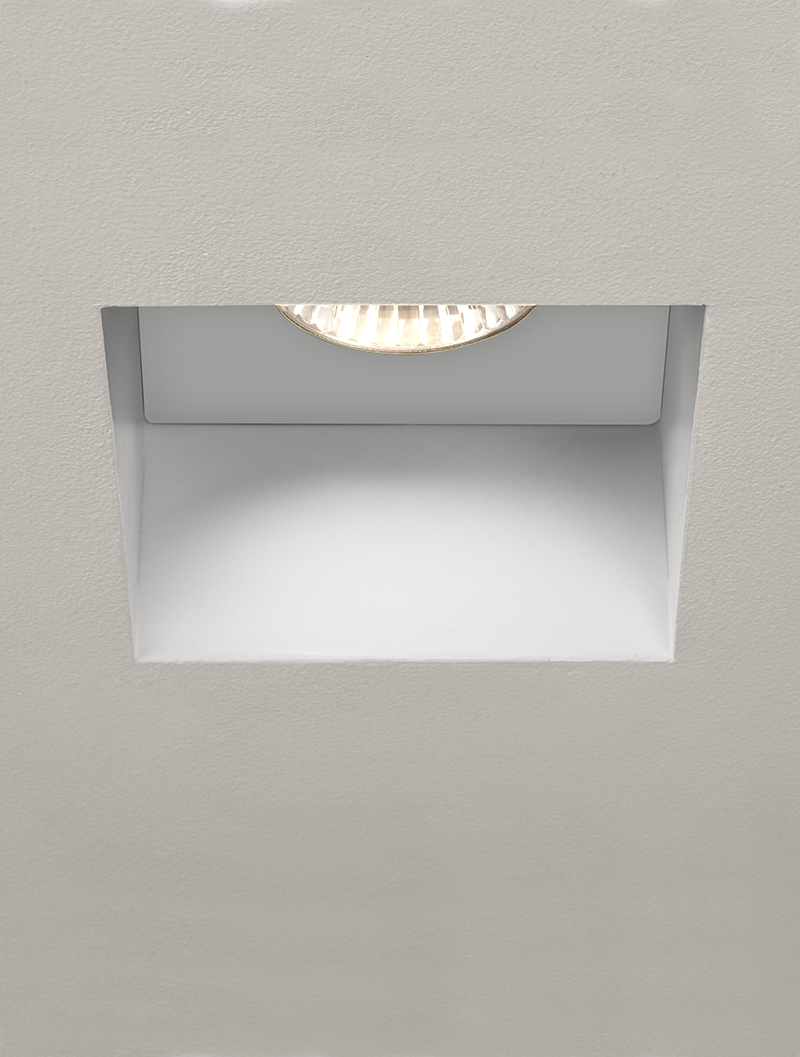 meet b1500 6ef13 Trimless Square Recessed Ceiling Light