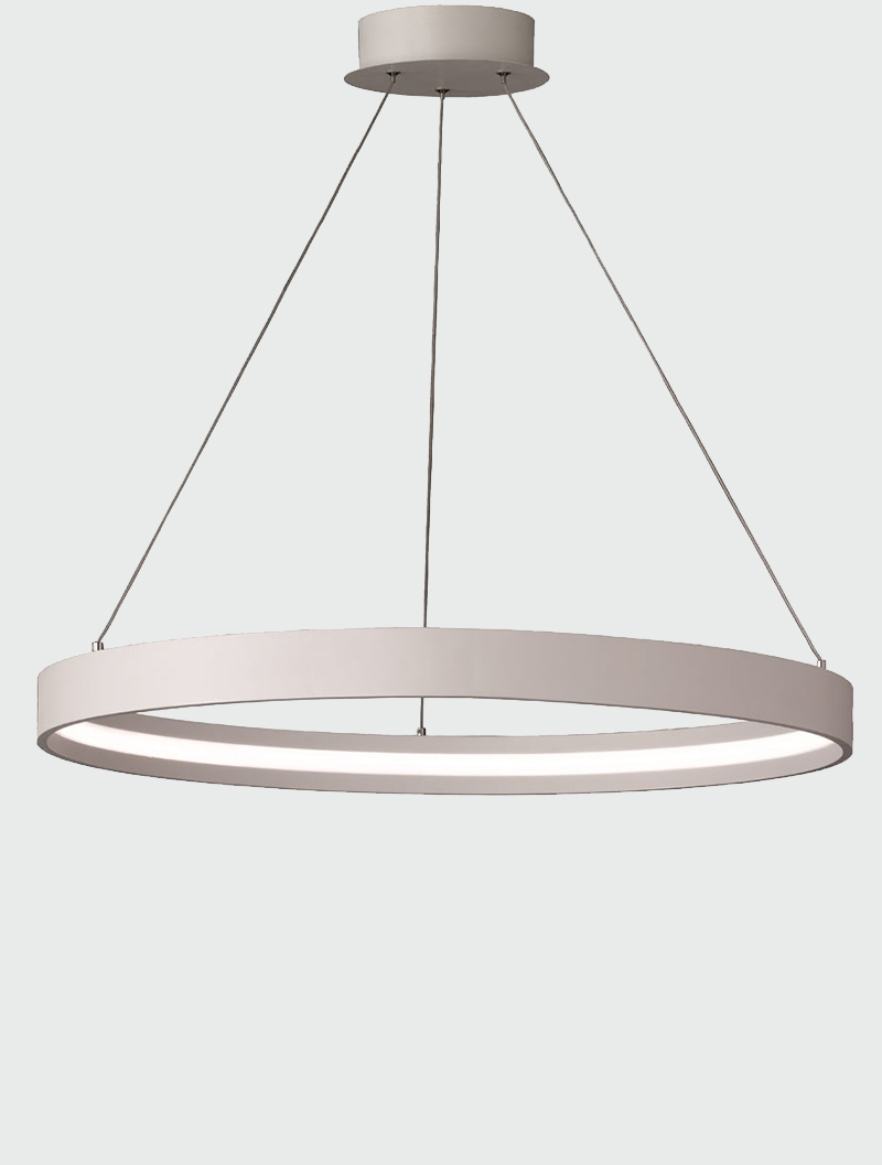 size 40 f1db1 75a03 Hollo LED Ceiling Pendant Ivory Large