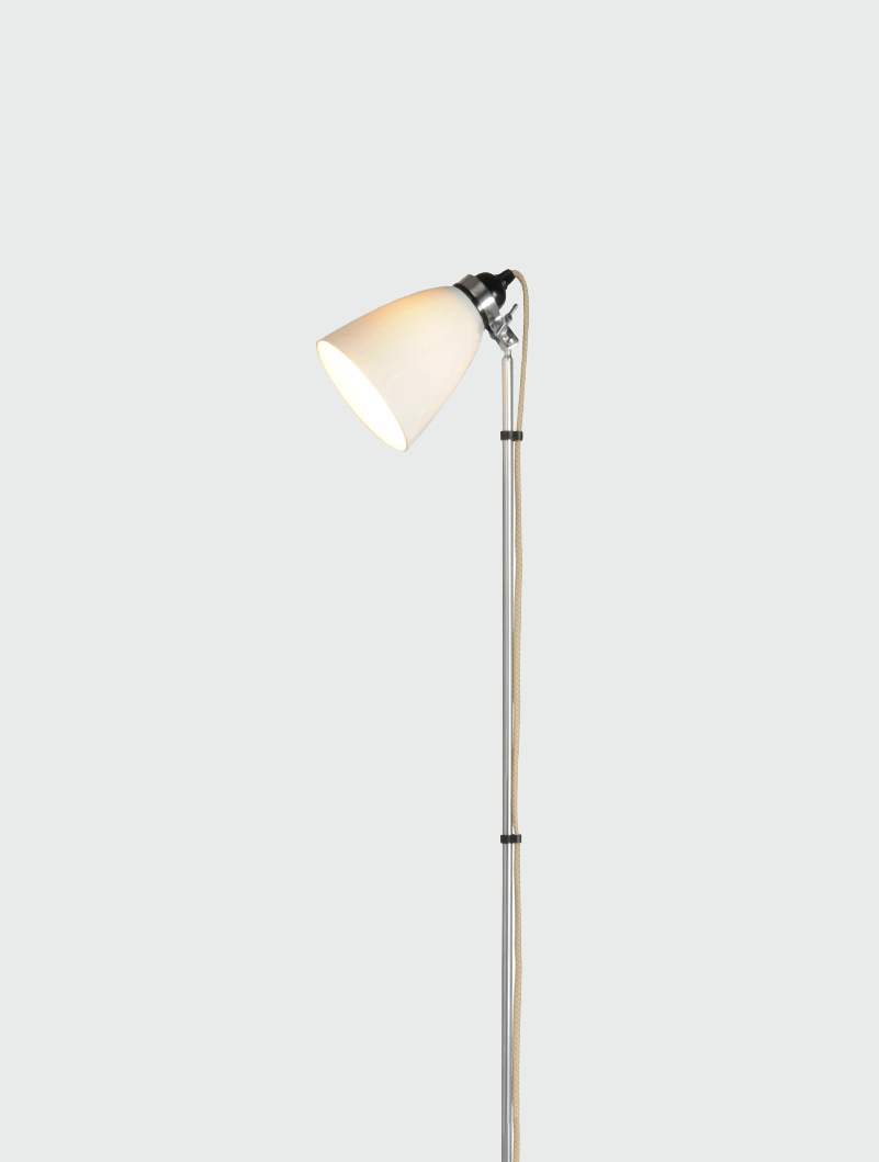 Original Btc Hector Medium Dome Floor Lamp Amos Lighting