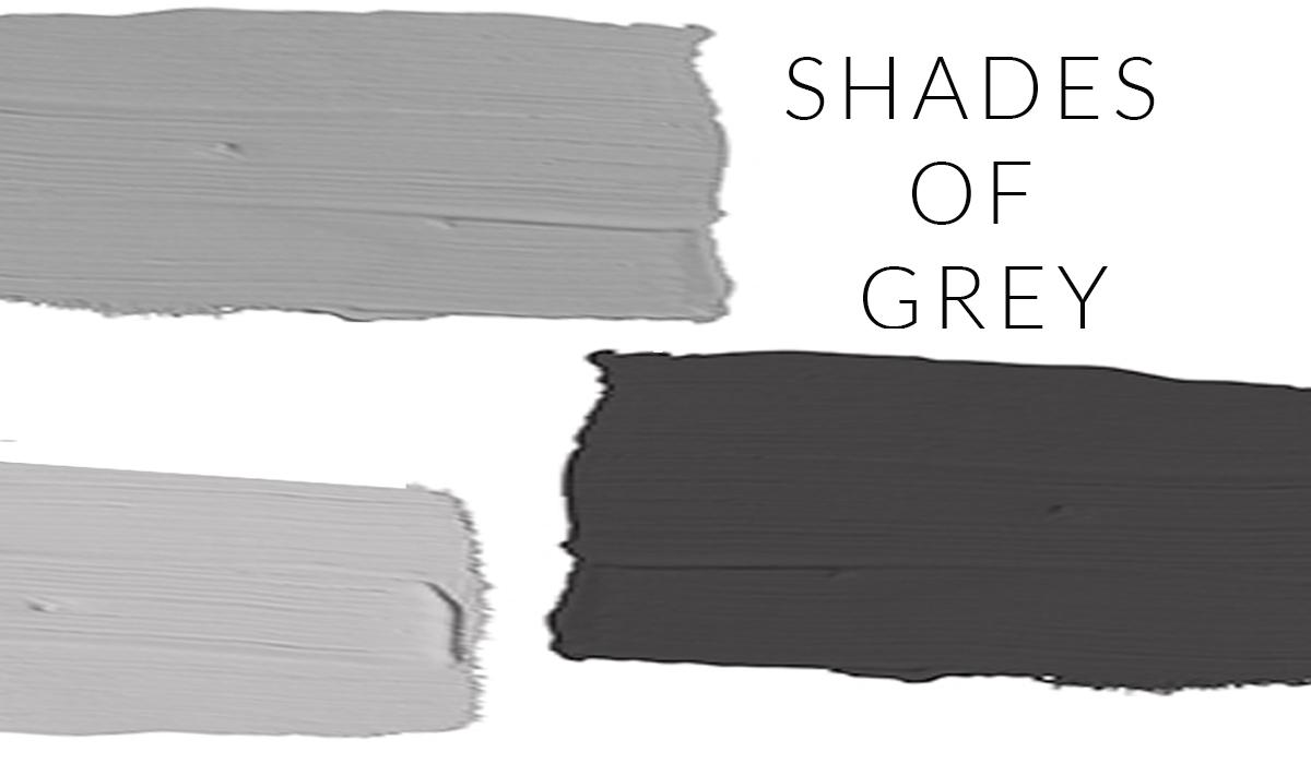 Of grey schades Home ::