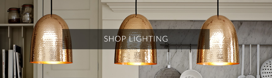 Shop Lighting: Amos Lighting + Home