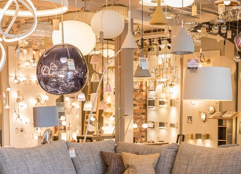 Amos Lighting Topsham Store