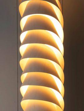 Stuart Lamble Ripple Ceiling Pendant