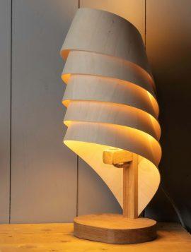 Stuart Lamble Ripple table light